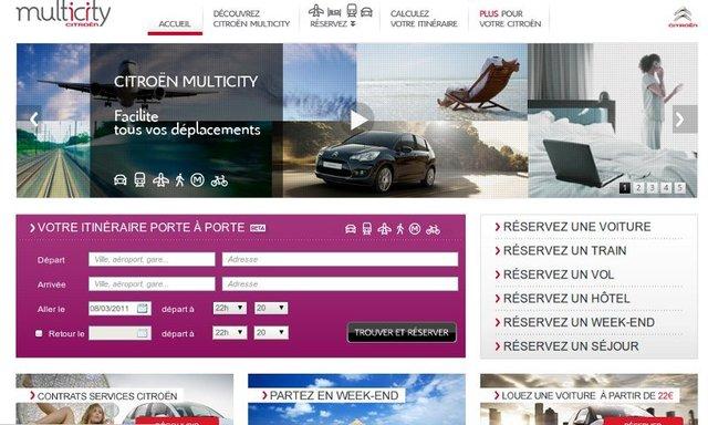 Citroën : des voitures aux voyages, c'est une affaire qui roule !