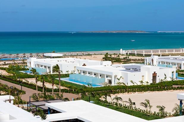 Situé sur la plage de Praia das Dunas, cet hôtel propose le service Tout compris 24 heures  - DR RIU
