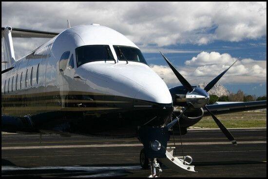 Twin Jet mise sur l'aéroport de Lille - DR