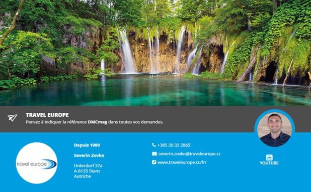 Depuis 1989, Travel Europe exerce son métier de tour opérateur et réceptif, spécialiste de la conception de voyages de groupes en Europe - DR