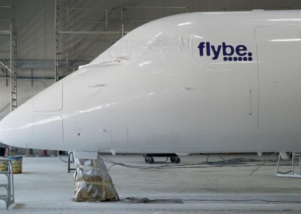 Flybe est, depuis mercredi 14 novembre, officiellement en vente © Flybe FB