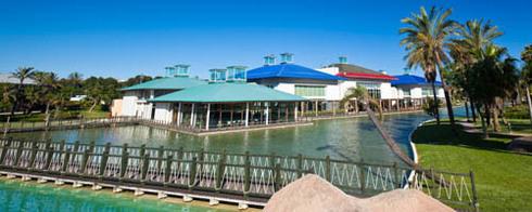 à PortAventura - Hotel caraibes port aventura
