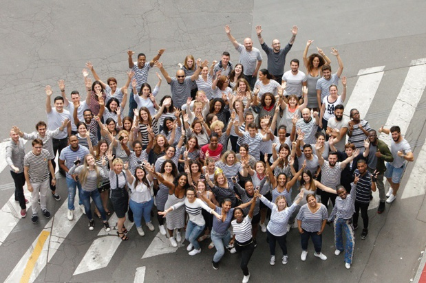 L'équipe France de FCM - DR : FCM Travel Solutions