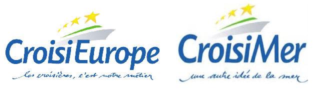 CroisiEurope : nouveau logo pour ses 35 ans