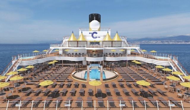 Deux navires viendront s'ajouter d'ici l'année prochaine:  Costa Favolosa (juin 2011) d'une capacité de 3 780 passagers et son sister ship, Costa Fascinosa (printemps 2012).