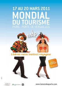 Paris : Le Mondial du Tourisme ouvre ses portes aujourd'hui