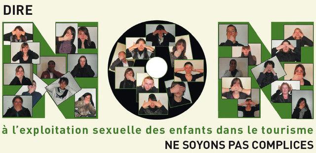 Concours « Dire  non » au tourisme sexuel : les lauréats sont...