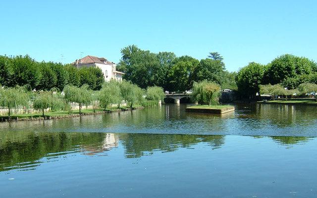 Brantôme en Dordogne - DR MP