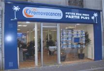 Promovacances ouvre une 3e agence de voyages