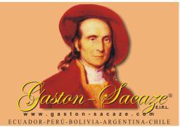 GASTON SACAZE, agence réceptive francophone sur les pays Andins, spécialiste des voyages sur mesure pour les individuels et petits groupes privatifs