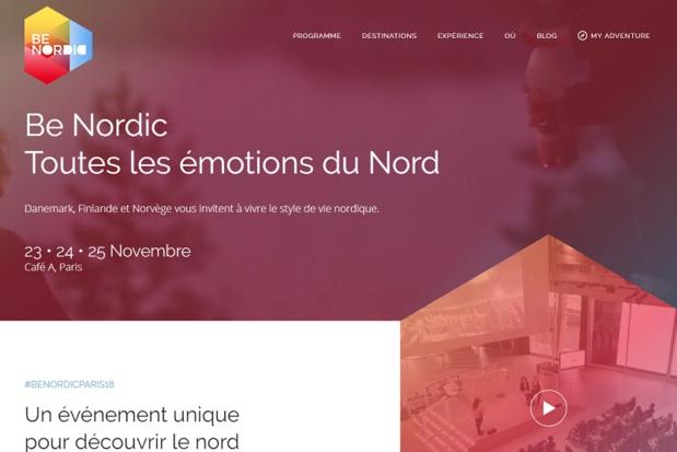 Au programme de Be Nordic à Paris : dégustation, cours de langue, expositions, récits de voyages et ateliers pour petits et grands - DR