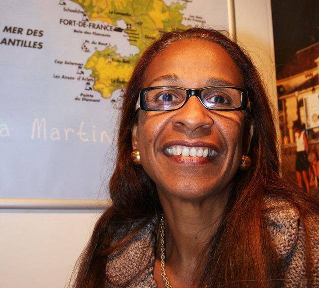 Personne plus que Catherine Cadrot  ne croit en l'avenir du tourisme sur l'île
