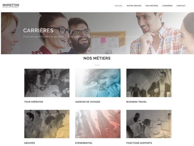 Le groupe Marietton Developpement propose une soixantaine de postes au sein de ses différentes marques. - DR Marietton Developpement
