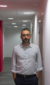 Benjamin Pirello, le nouveau DRH du groupe Marietton - DR Marietton Developpement
