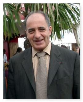 Jean-Pierre Mas, ne veut pas se contenter d'inaugurer les ''chrysanthèmes''...