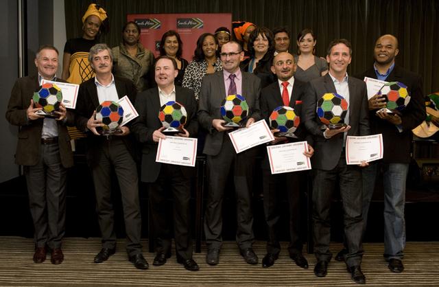Afrique du Sud : les lauréats des Ubuntu Awards 2011 sont...