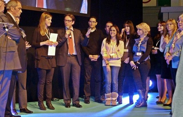 MAP : Les étudiants ''Tourisme'' lauréats du concours ''Dire Non''