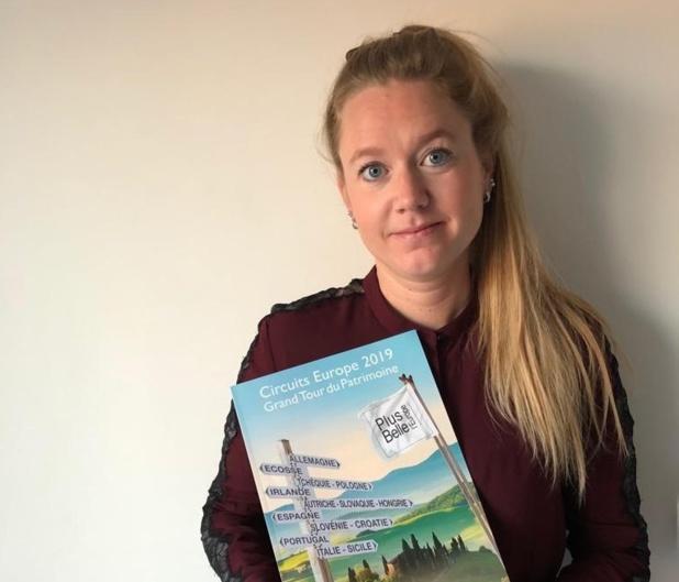 Pauline Boruszweski est la nouvelle déléguée commerciale pour les régions Grand Est, Hauts de France et Est parisien - DR : Plus Belle l'Europe