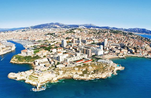 Marseille accueille des agents de voyages japonais, indiens et brésiliens