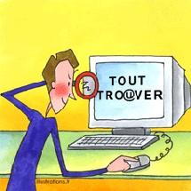 E-tourisme : les internautes plébiscitent les moteurs de recherche