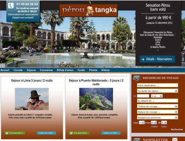 Turquie, Pérou, France : Tangka Voyages poursuit ses développements