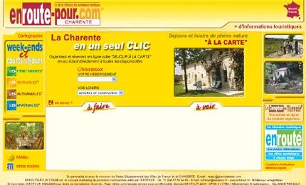 Vitrine Charente