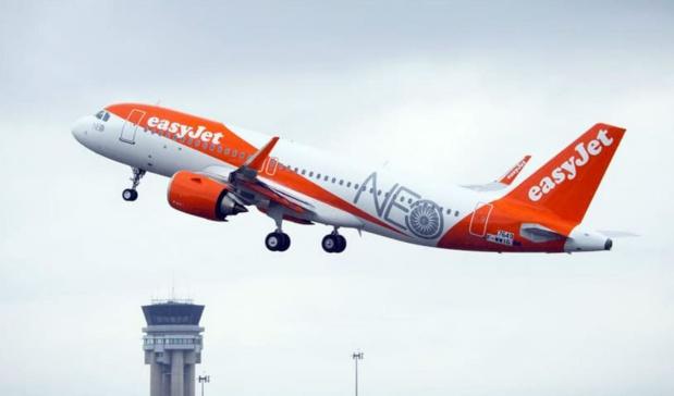 easyJet prévoit une croissance soutenue depuis ses deux aéroport parisiens avec un total de près de 3,5 millions de sièges disponibles - DR easyjet