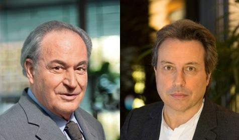 Gérard et Olivier Brémond - DR