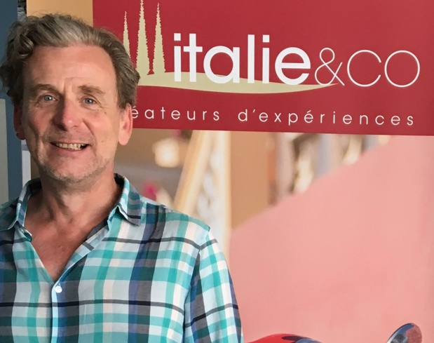 Italie & Co ouvre un point de vente à Paris, « Le Monde d'Italie and Co », qui se veut un mix entre un showroom et une librairie italienne - DR : Italie & Co