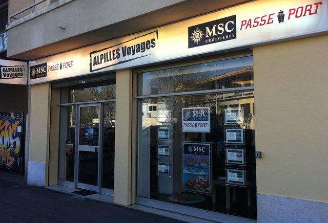 MSC Croisières lance aujourd'hui la 1ère agence MSC Passeport