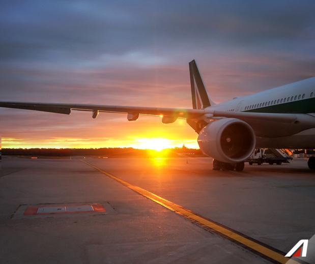 Vers une fusion entre les airs et le rail en Italie ? © Alitalia FB