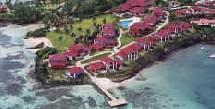 Cap Est Lagoon Resort 1er hôtel **** luxe de Martinique