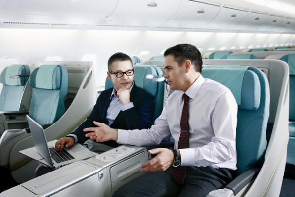 Korean Air part à la conquête des PME françaises - Crédit photo : Korean Air