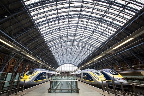 Un partenariat Eurostar et Virgin Trains pour booster le business travel - Crédit photo : Eurostar