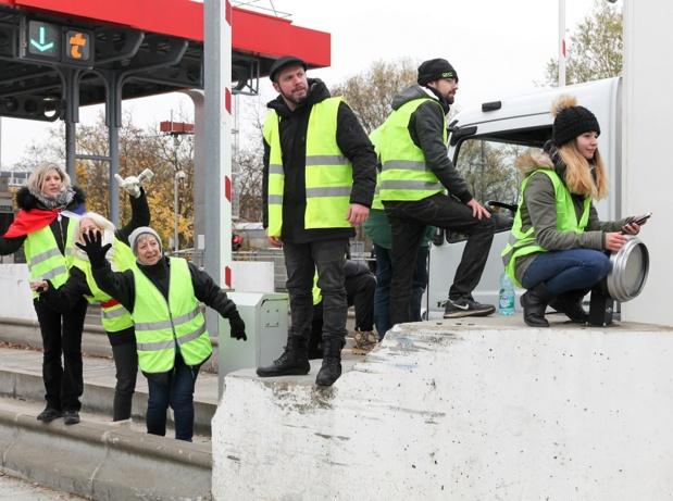 Le mouvement des Gilets Jaunes impacte l'activité touristique en France - Photo Depositphotos.com ricochet69