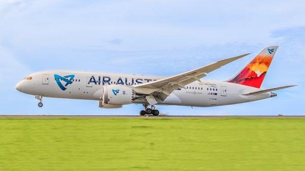 Air Austral réintègre les 2 Boeing 787-8 à sa flotte - Crédit photo : Air Austral