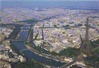 Paris affiche 33,6 millions de nuitées en 2005