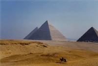 Egypte : 8,6 millions de touristes en 2005