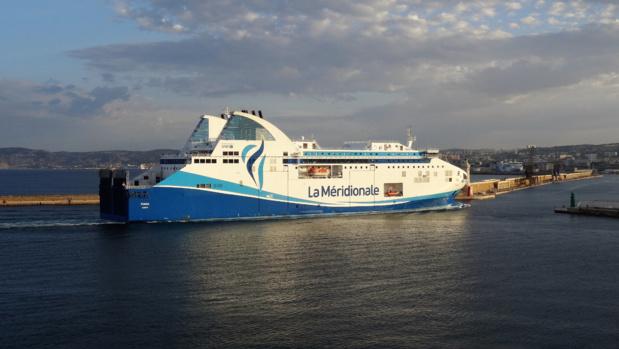La Méridionale nommé dans la catégorie « Transport » (GE) :  - pour son initiative de « Connexion Électrique des Navires à Quai » /crédit photo © JP.Fabre