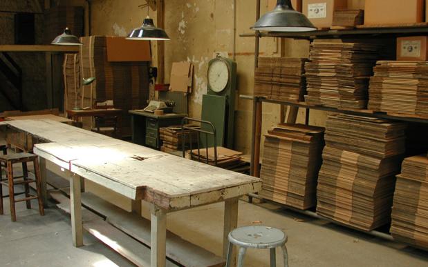 Un lieu au passé industrieux et authentique symbole d'une réhabilitation réussie et... durable / crédit photo La Cartonnerie