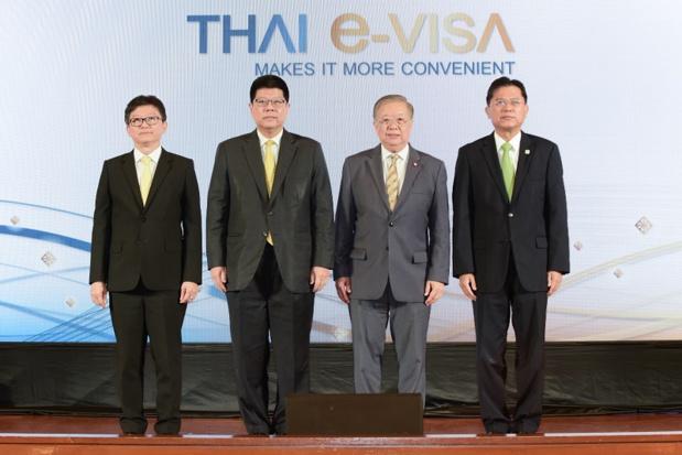 L'e-Visa arrivera l'année prochaine - crédit photo: @techsauce