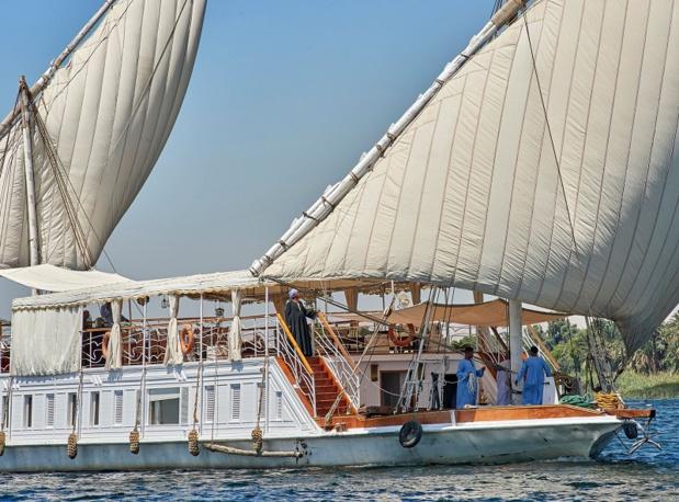 L'Albatros comprend 4 cabines et 2 suites avec terrasse privée - DR : Lazuli Voyages