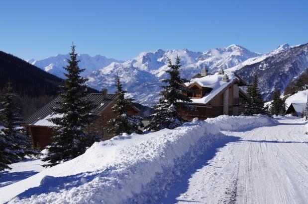 Serre Chevalier, Montgenèvre ou encore Isola 2000 ont donné le coup d'envoi de la saison hiver le week-end du 1er décembre 2018 - Depositphotos.com vmorfield