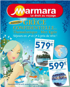 Grèce : Marmara lance Thessalonique