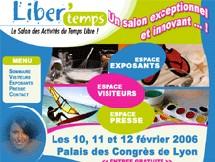 Liber'temps : du 10 au 12 février à Lyon