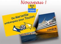 marseille toulon corsica ferries lance bus ferry et. Black Bedroom Furniture Sets. Home Design Ideas