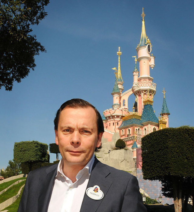Disneyland Paris : F. Gonzalez Tejera nommé DG adjoint marketing