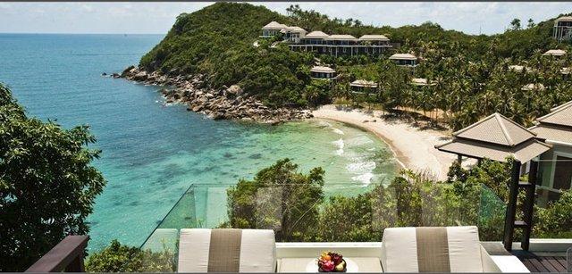 L'hôtel de Samui en Thaïlande, accroché à la colline - Pictures By Banyan Tree