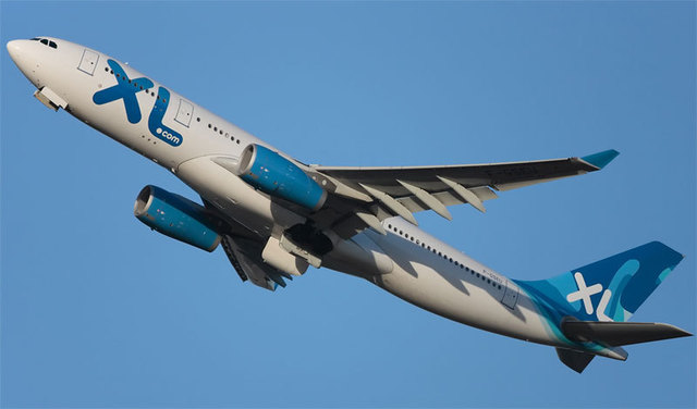 XL Airways France : perte d'exploitation de 4,5 M€ en 2009-2010