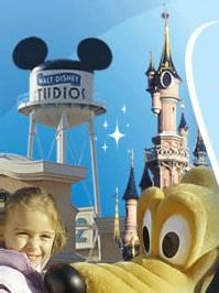 Euro Disney S.C.A : hausse de 4% du chiffre d'affaires